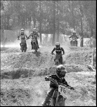 Motos de cross en Morgadans-2005