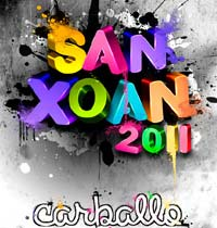 Cartel das Festas do San Xo�n