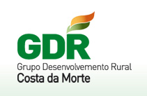 Logo do GDR Costa da Morte