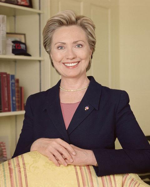 Hillary Clinton: escritora e supervendas.