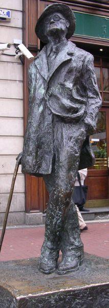 James Joyce con máis de 40