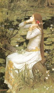 Pintura de John William Waterhouse, extraída de http://es.wikipedia.org/wiki