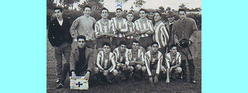 Campo do Peisaco, 1963